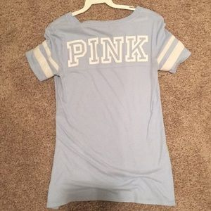 This shirt only been worn once and is from VS pink